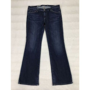 AG Adriano Goldschmied Angelina Boot Cut Jeans